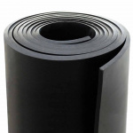 Plaatrubber 4 mm dik NBR Nitril
