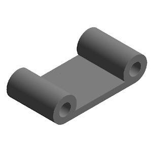 rubber kraalprofiel