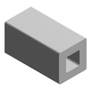 pakking rubber d-vorm