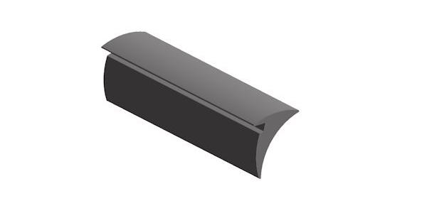 rubber keg profiel