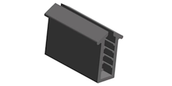 rubber profiel voor deuren en kozijnen