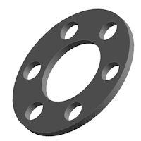 siliconen rubber transparant flenspakking