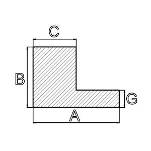 siliconen lipprofiel