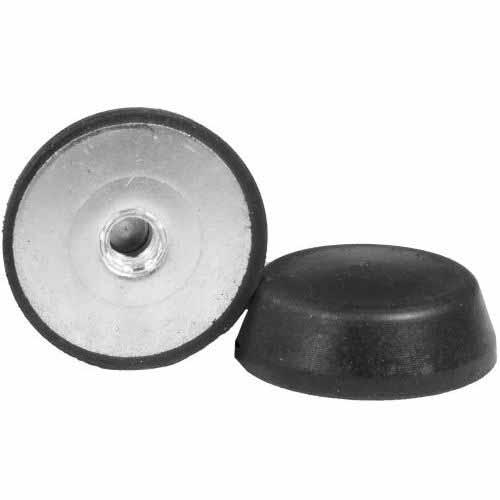 rubberen aanslagbuffers
