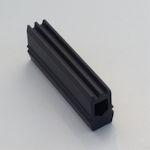 nieuw gemaakt rubber profiel