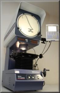 Profiel projector