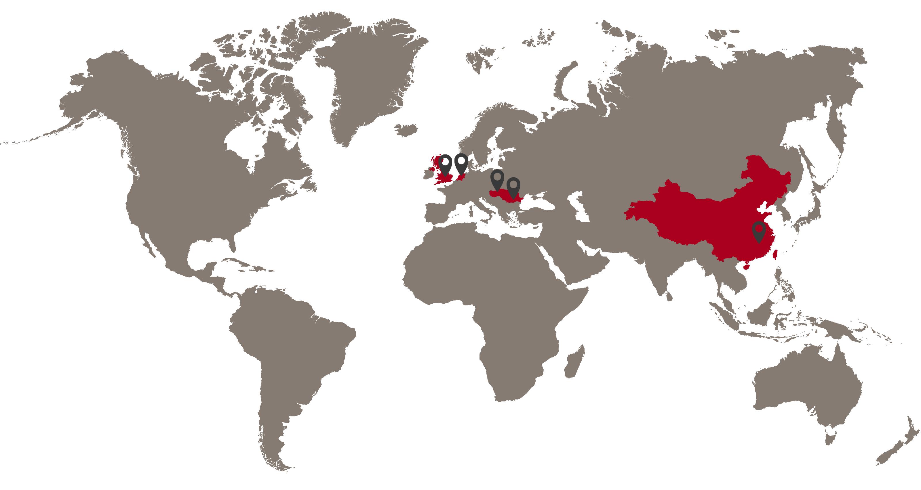 Technirub kaart